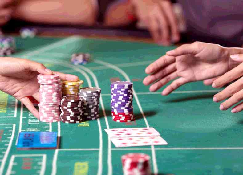 play baccarat online game